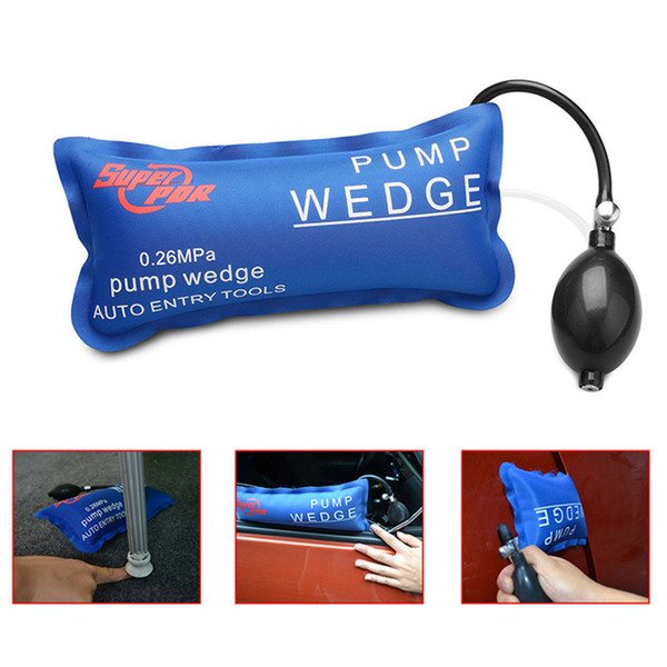 Pumpe Keil Bauschlosserwerkzeuge Auto PDR Air Wedge Airbag Verschluss-auswahl Set Öffnen Auto Türschloss Öffnungswerkzeuge Handwerkzeuge Kit Ferramentas