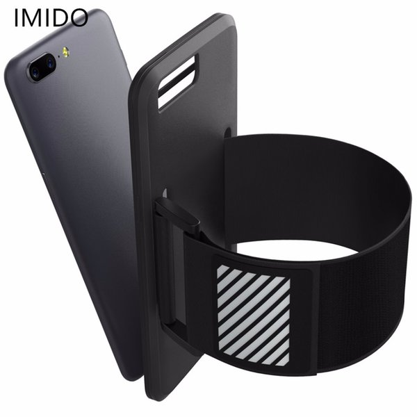 Sport Running Armband TPU phone case For Oneplus 5 shockproof Anti-fall sweatproof phone Cases For Oneplus 5