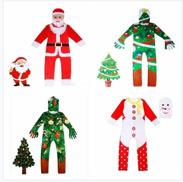 4dc68a16cf907 Vêtements pour enfants Cosplay Costume Party Outfit Costume De Noël pour  Garçons Filles Birthdat Cadeau Garçon