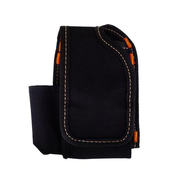WOLFTEETH Vape Travel Carry Custodia Marsupio per sigaretta elettronica RDA MOD PEN E-CIG ATOMIZZATORE BOX ELIQUID RTA NERO 1180