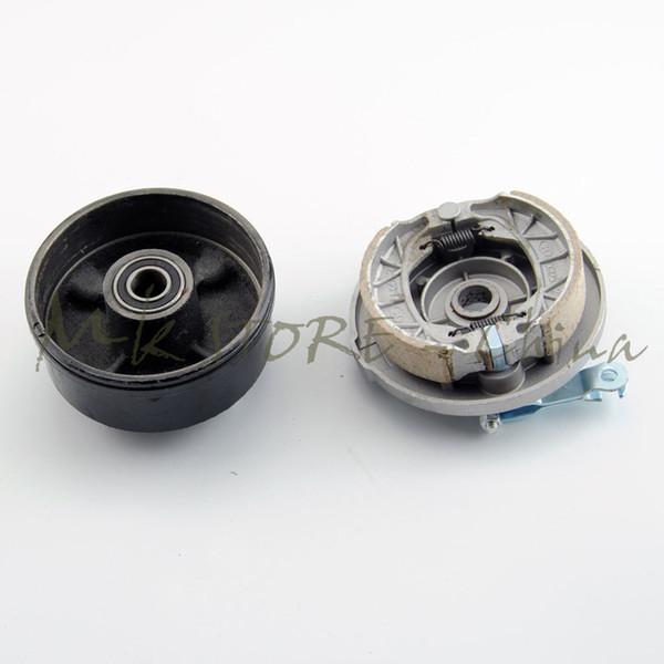 Right Brake Caliper Drum Shoe Assembly Wheel hubs for 50-125cc ATV Quad (RIGHT)