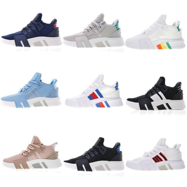 2020 2018 Best Quality EQT Basketball ADV Support Primeknit Running Shoes For Men Women Sports Running Shoes Sneakers Us 5 11 With Box From