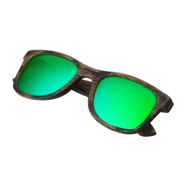 lente verde