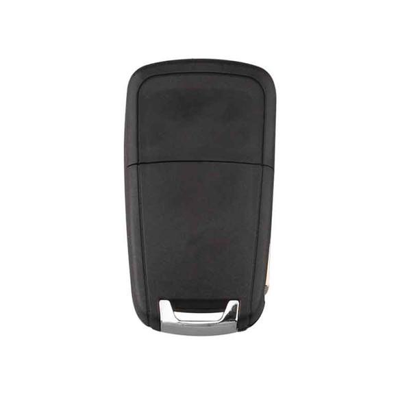 2 Buttons Car Remote Key Suit for Chevrolet Cruze Aveo Orlando Flip Car Alarm Keyless Entry Fob