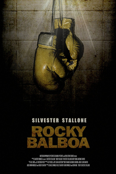 Sylvester Stallone Rocky Balboa Boxing Movie Poster Fabric Silk Posters And Prints For Home Decoration No Framed