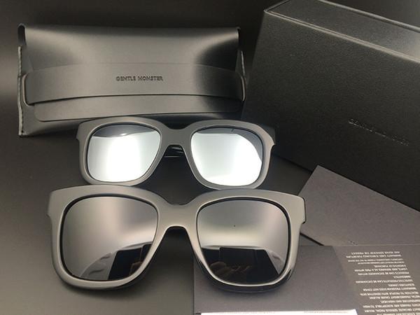 Luxury GM sunglasses brand sunglasses famous gentle designer high quality Driving Glasses old school monster Goggles Eyewear