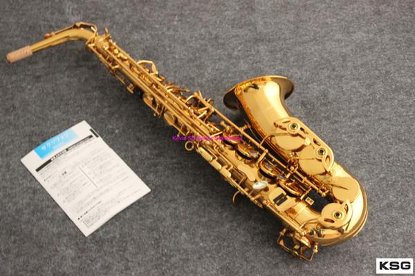 Yanagisawa A-991 alto flat E Saxophone gold lacquer YANAGISAWA Saxophone alto falling E Sax pearlish keys alto A991 saxphone Japan sachs