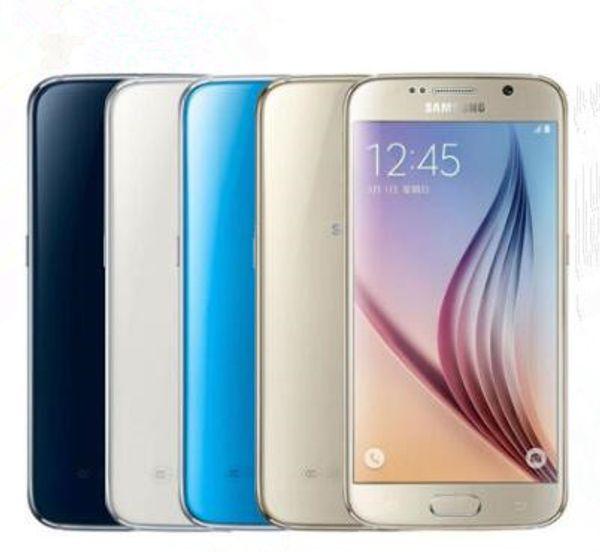 Refurbished Original Samsung Galaxy S6 G920A G920T G920V G920P G920F Cell Phone Octa Core 3GB/32GB 16MP 5.1 inch 4G LTE