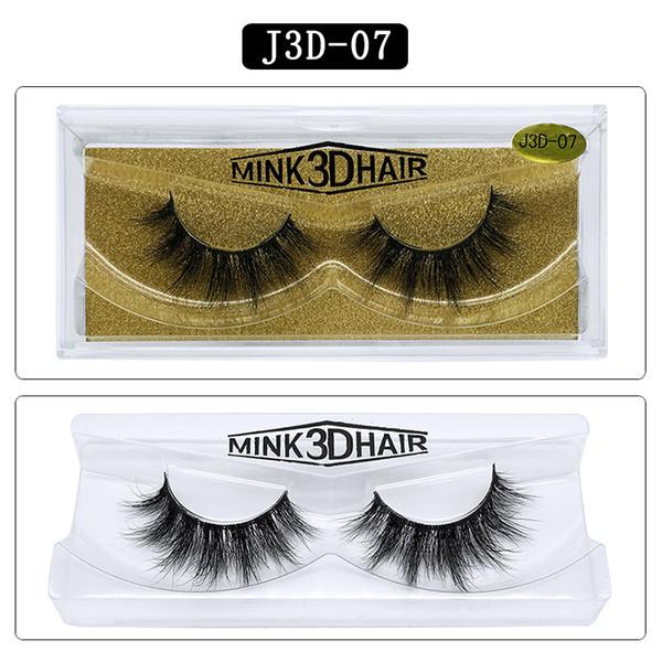 Thick False Eyelashes Natural handmade Reusable Fake lashes Super soft & vivid Curly lashes 10 styles available DHL Free