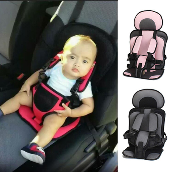 top popular Children Seat Cushion Infant Safe Seat Portable Baby Safety Chairs Stroller Soft Cushion Thickening Sponge Kids Car Seats Pad 2021
