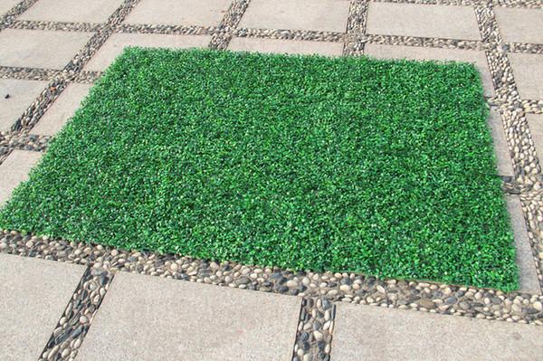 Recinzioni Per Giardino Casa.Acquista 40x60 Cm Erba Verde Piante Tappeto Erboso Artificiale