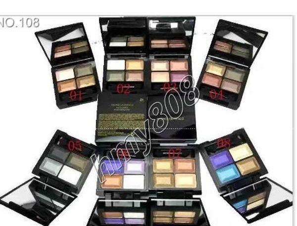 NOVA PERO LOURENCO 4COLOR 20G Maquiagem Olhos Sombra 8 estilo de cor