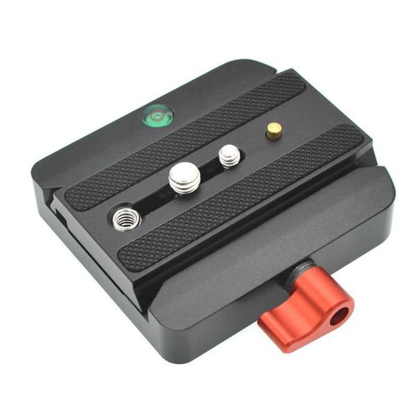 Металлическая конструкция быстрое подключение адаптер с быстрым выпуском раздвижные пластины для Manfrotto 577 штатив высокое качество