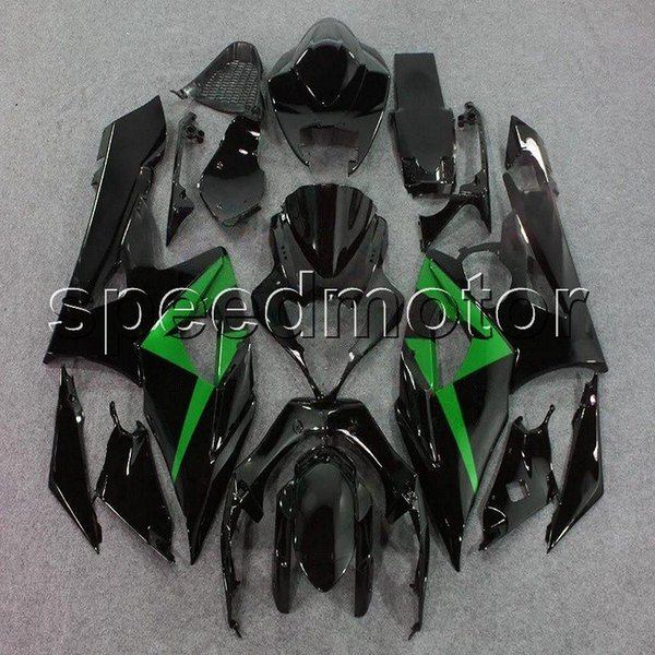 23colors+Gifts Injection mold green black GSXR1000 2005 2006 motorcycle cowl Fairing for Suzuki GSX-R 1000 05 06 K5 ABS plastic kit