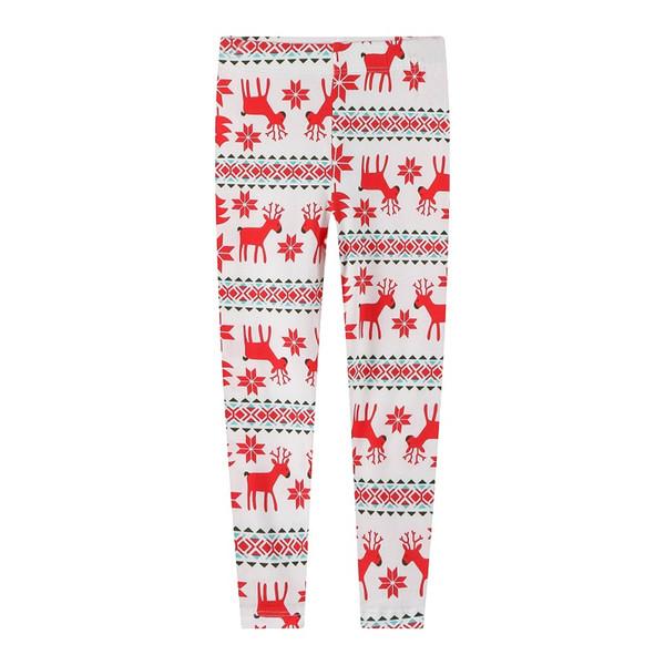 Children Leggings Pants Space Unicorn Christmas Patterns Trouser 2-7T Baby Girl Pants Fashion Kids Clothes Autumn Tights