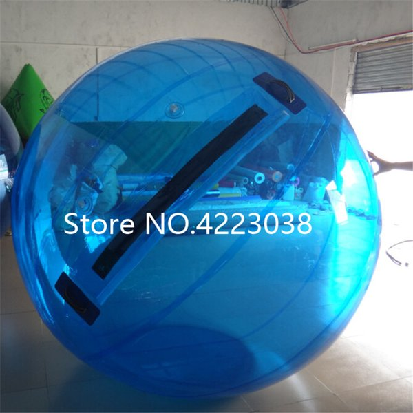 Free shipping 2.0m Diameter inflatable water walking ball zorb ball inflatable water roller ball for sale