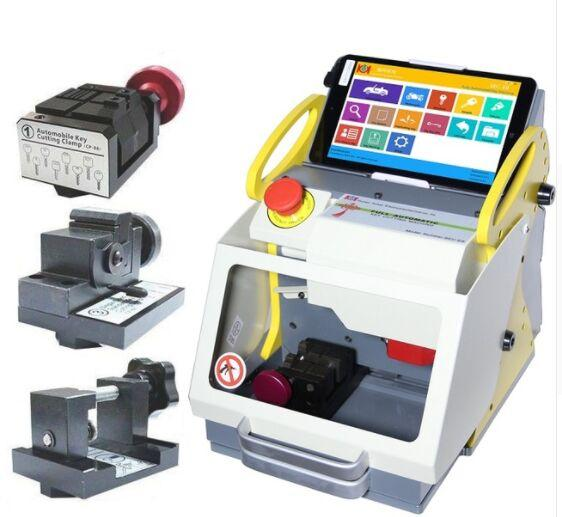 Kukai Auto Copy Promotion Key Cutting Duplicated Machine Cheap Price With CE Certificate Car Key Cutter Locksmith Tools 2018 New