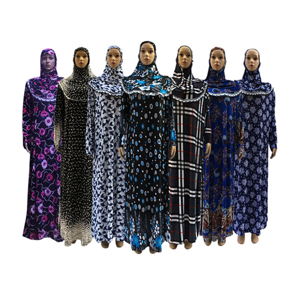 2019 2019 High Quality Middle East Prayer Clothes Muslim Women Abaya Prayer  Dress Wholesale With Cheap Price From Jiahuagrament, $10 06 | DHgate Com