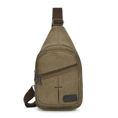 New Solid Unisex Travel Chest Packs!Fashion riding Small Chest pockets&Casual Handbags All-match Canvas mobile&change storager