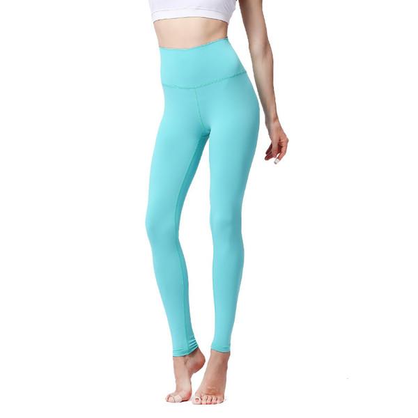481ecad8be06a Mujeres pantalones de yoga leggings sin costuras de alta elasticidad  deporte leggings deportes ropa deportiva pantalones