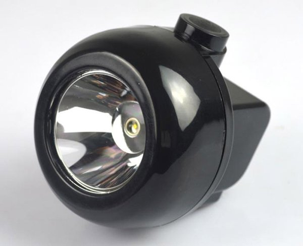 Integrated lithium battery mine headlight 3W high brightness 5.5AH large capacity LED waterproof miner's lamp KL5600