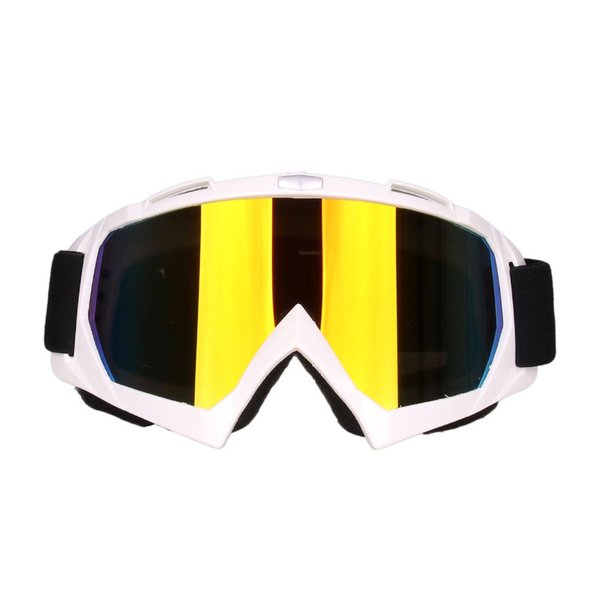 UV400 Snowmobile Snowboard Ski Goggles Eyewear Eyes Protector Protective