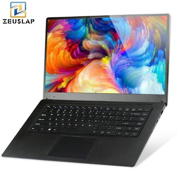 New 15.6inch 1920*108P IPS Screen Intel Atom 4GB Ram 64GB Rom Windows 10 System Fast Boot Netbook Laptop Notebook Computer