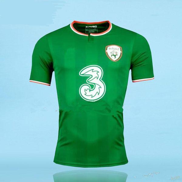 top thai quality 2018 Ireland Soccer Jerseys Home Away Republic of Ireland  National Team Jerseys 2018 World Cup KEANE Daryl Football Shirts on sale 01eb76187
