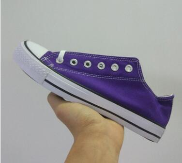 низкий фиолетовый