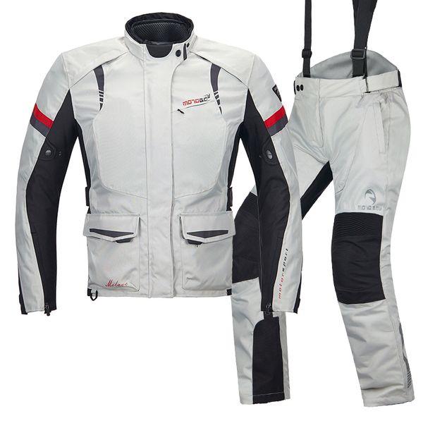 218ff95b Compre Chaquetas De Moto Mujer Pantalones De Moto Ropa Impermeable Oxford  Ropa Protectora Almohadillas Motocross Racing Jersey Dirt Bike Trajes A ...