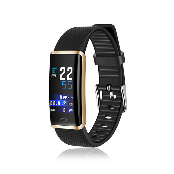 LED Smart Watch For Men Activity Fitness Tracker Heart Rate Monitor Women Pedometer Intelligent Wristbands Call Message Reminder