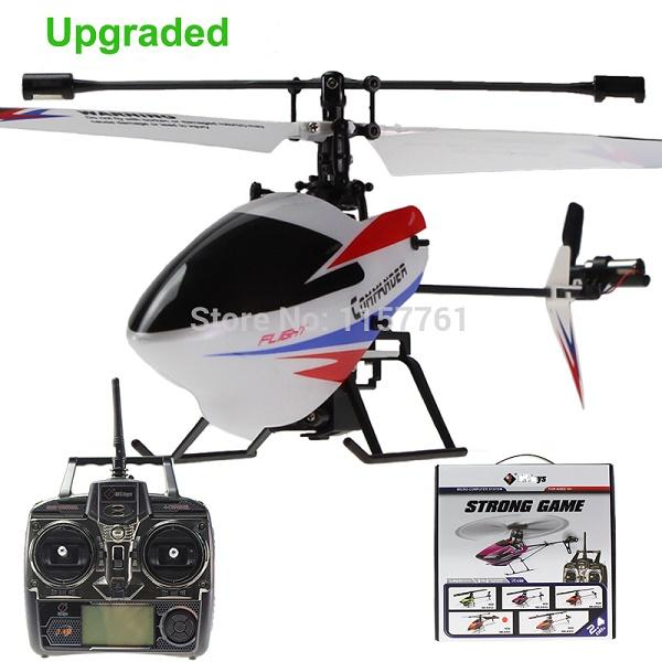 op voet beelden van best verkocht topmerken WLtoys V911 Pro V911 V2 2.4G 4CH RC Helicopter RTF And BNF For Children Toy  Best Gift Outdoor Fun Rc Helicopters Parts Helicopters Remote From ...