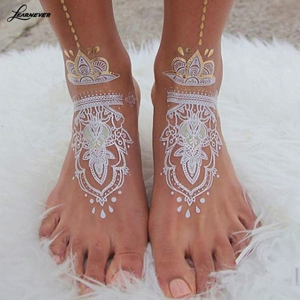 0349deefb040f Natural Herbal Henna Cones Temporary Tattoo kit White Body Art Paint  Mehandi ink M02608