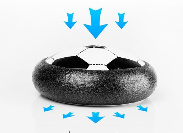 best selling Indoor Air Mattress Suspension Football Leisure Sports Electro-Universal Light Toy