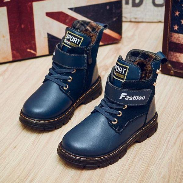 New winter children shoe baby boy snow boots BOY winter boots warm shoes slipproof waterproof SHOE 853