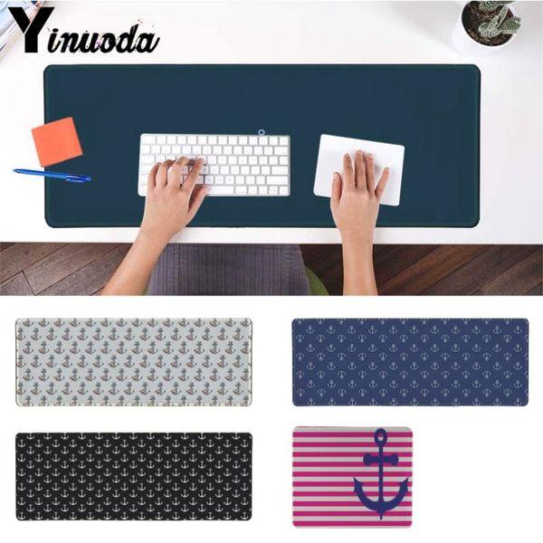 Yinuoda Desk Mat mousepad Anchor Gamer Speed Mice Retail Small Rubber Mousepad Size for 18x22cm 20x25cm 25x29cm 30x90cm 40x90cm