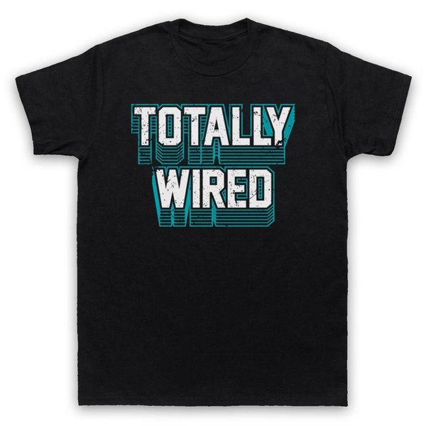 TOTALLY WIRED THE FALL PUNK ROCK MARK BAND E SMITH ADULTS & KIDS T-SHIRT