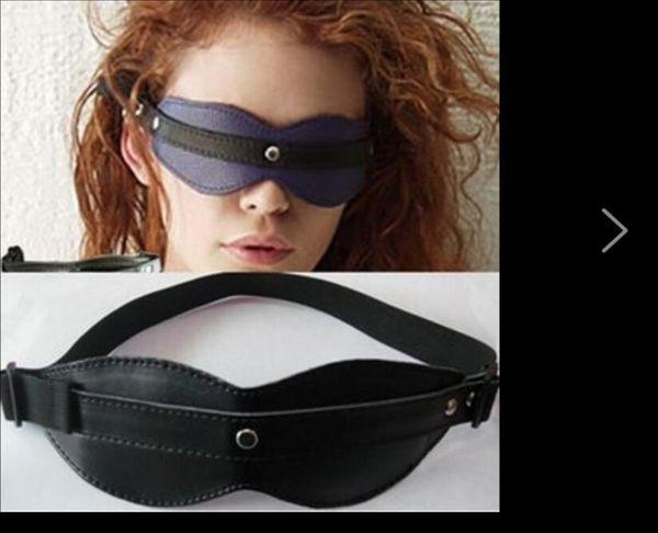 5pcs lot free shipping Fun eye mask leather eye mask couple flirting sm mask sex toys alternative toys