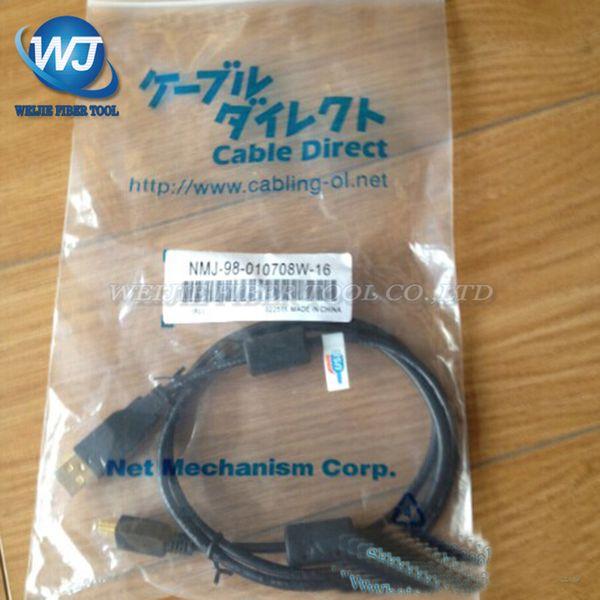 FS-60S FSM-80S FSM-80S FSM-80S FSM-80S FSM-80S FSM-80S FSM-80R Fiber Optik Fiber Fusion Splicer USB veri kablosu