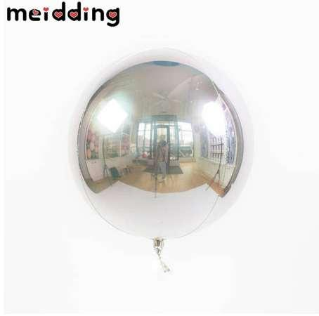Meidding Birthday Party Decorations 18inch 4d Aluminium Foil