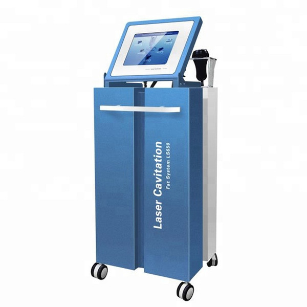 Third generation !!! lipo laser cavitation machine rf radio frequency skin tightening home use rf facial vacuum 5 in 1 machines ce