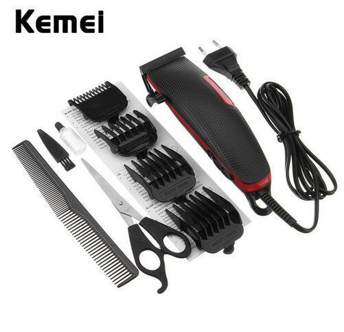 Kemei KM-4801 cortadoras de cabello eléctricas profesionales para hombres cortadoras de cabello herramientas de corte de cabello