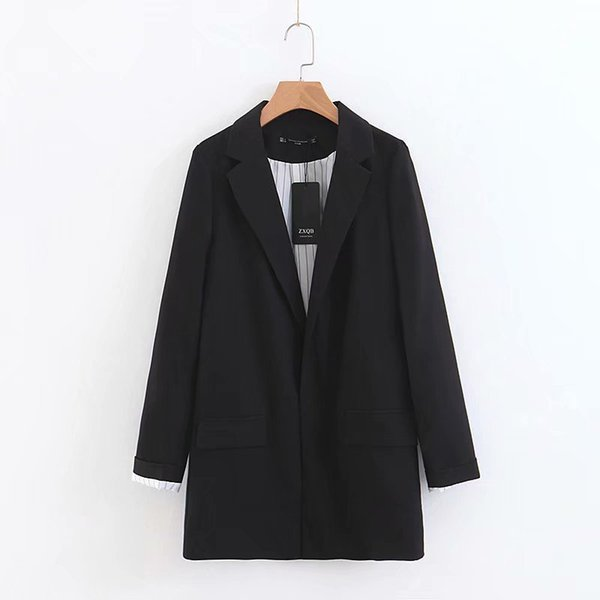 XQ8-65-8251 European and American fashion suit jacket