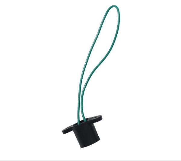 1000 adet E12 lamba braketi ışık sahipleri için led ampul ile tel vb