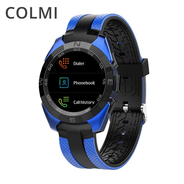 COLMI Smart fitness Bracelet L3 Waterproof Pedometer Heart Rate Monitor Sport Ultra-long Standby Mens Watch for Android