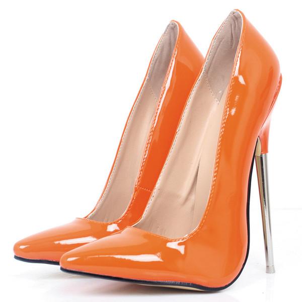 Arancione lucido
