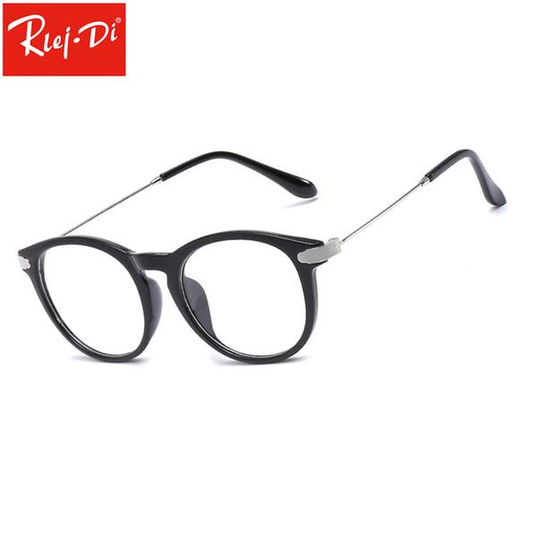 FA112 Women Glasses Frame Men Myopia Eye Glass Prescription Eyeglasses 2018 Korean Optical Frames Eyewear