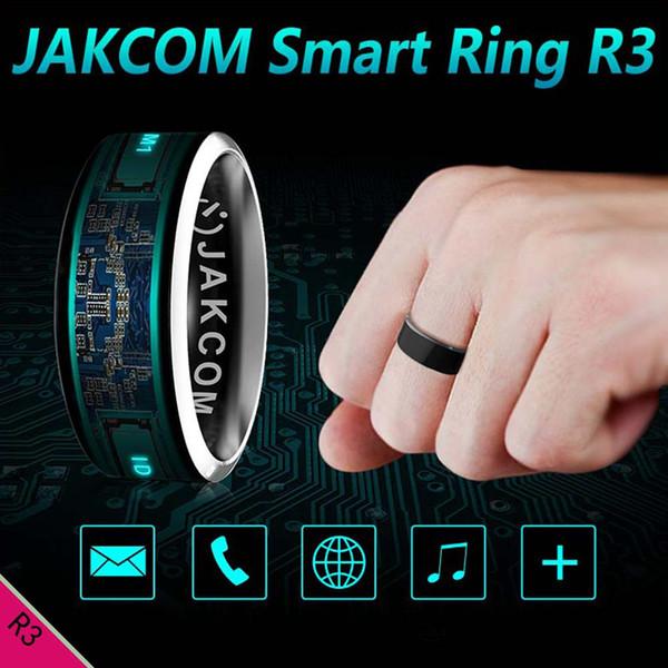 JAKCOM R3 Anillo Inteligente Venta Caliente en el Sistema de Seguridad para el Hogar Inteligente, como el espejo del coche, luz led, cerradura del cuerpo, programador clave sólida