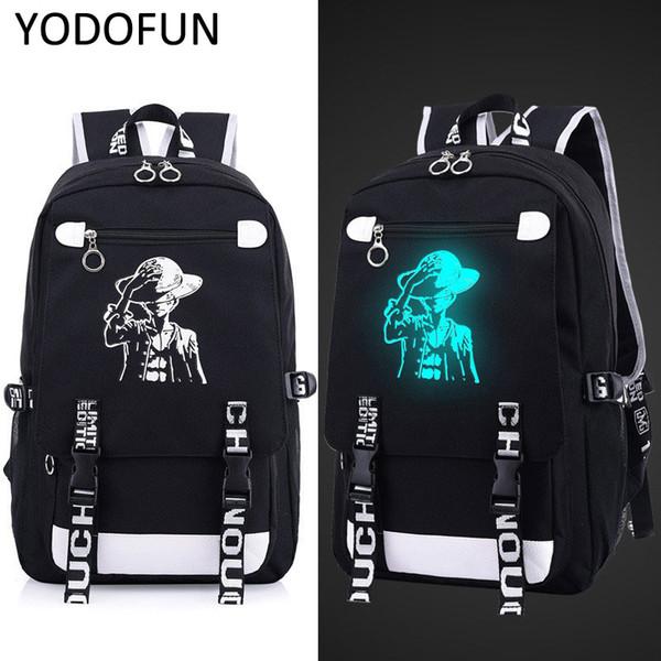 Dropshiping Okul Sırt Çantası Karikatür Aydınlık Baskı USB Şarj Dizüstü Bilgisayar Sırt Çantası Genç Anti-hırsızlık Boys Için Moda Çanta