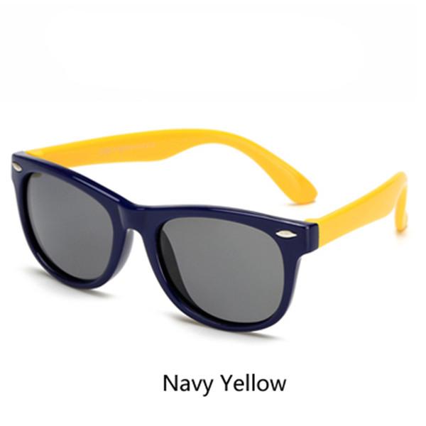Marinha amarelo